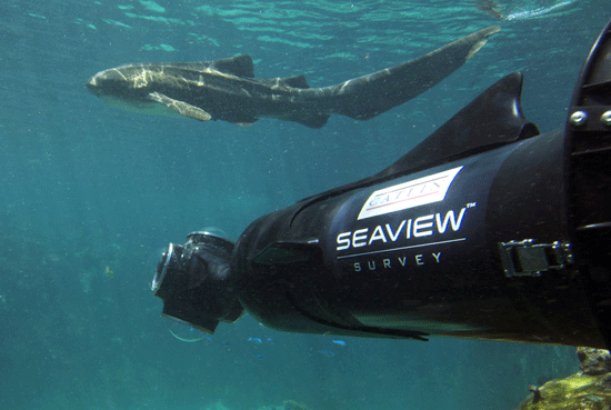 Seaview 360-degree camera.