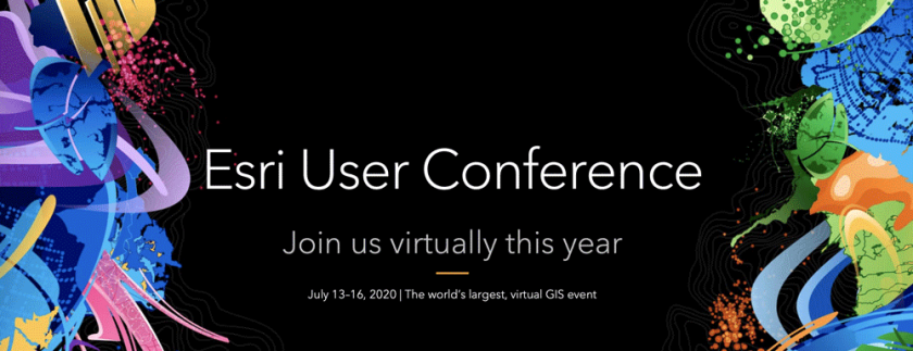 2020 Esri User Conference