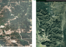Using GIS to Track Historical Land Cover Change and Growth Rate at Fort McCoy