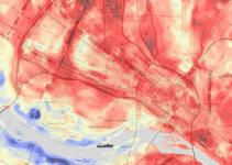 Mapping Urban Heat