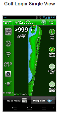 The Free Golf GPS App for Android By Birdie Apps - GIS Resources