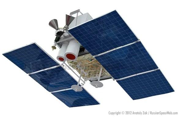 canopus-satellite