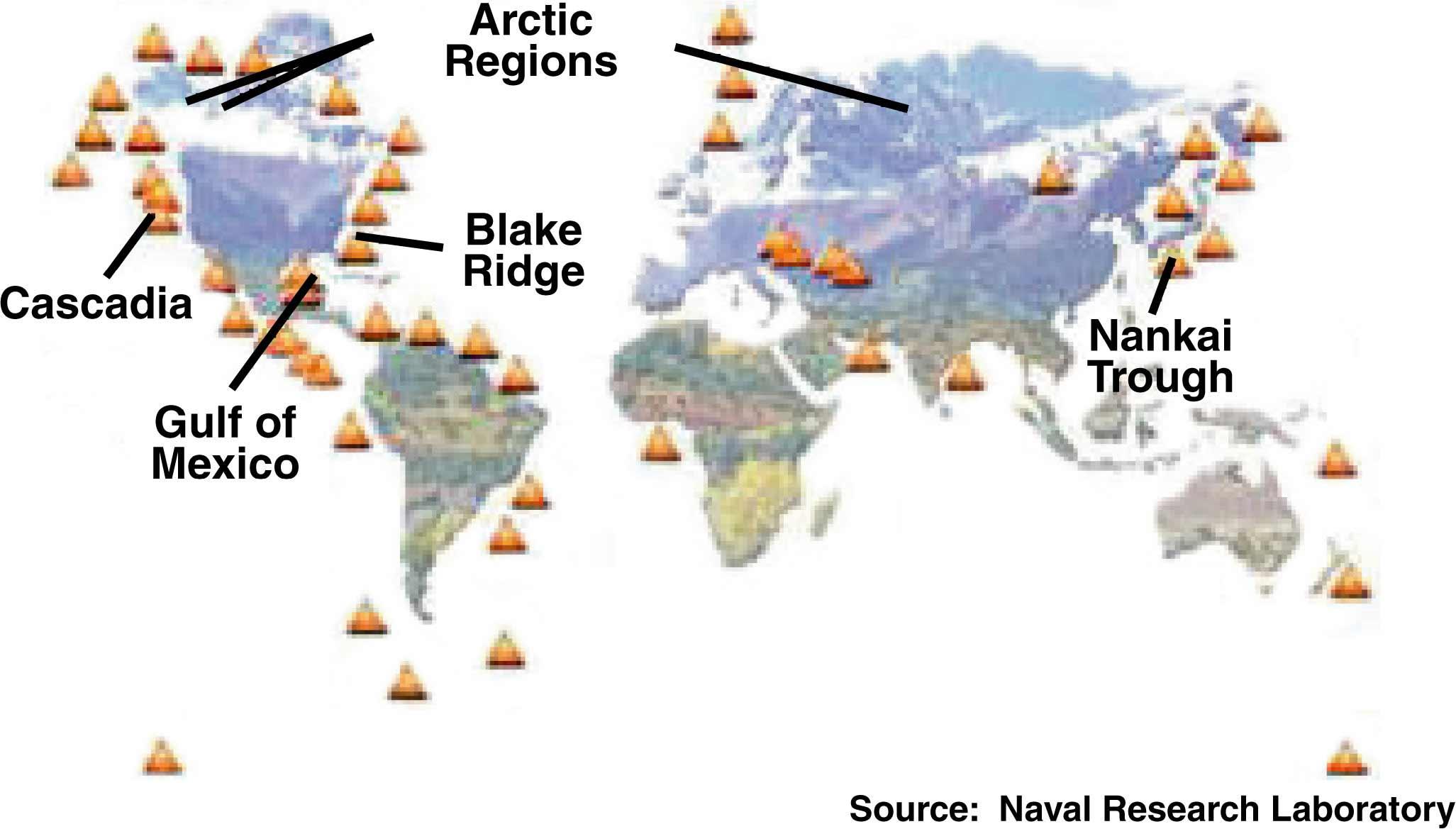 Nasa Giss Nasa News Amp Feature Releases Methane Explosion
