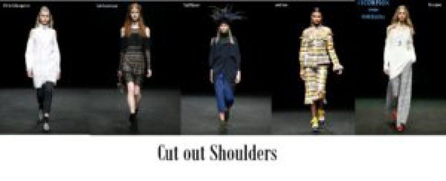 Cut out Shoulders