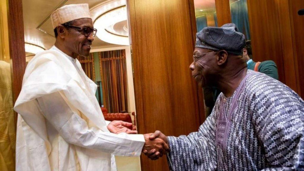 """2019: """"You Can't Stop Buhari""""- Arewa Consultative Forum Replies Obasanjo"""