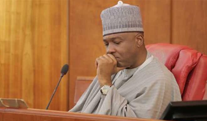 APC Is Falling And No Member Is Happy – Senate President Saraki