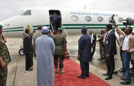 BREAKING: Acting President, Professor Yemi Osinbajo Departs Nigeria