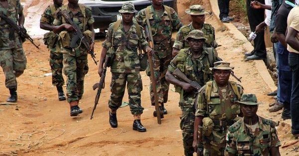 Abia:Nigerian Army Kill 16 IPOB's Eastern Security Network Operatives