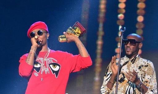 Wizkid Wins Big at #AFRIMA2017 —See Full List Of Winners