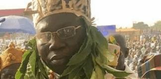 Photos From Customary Rites To Install Gani Adams As The 15th Aare Ona Kakanfo Of Yorubaland