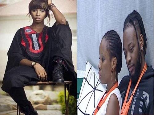 #BBNaija: Teddy A, Bambam React To Questions On Toilet Romance