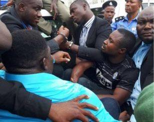 Thugs Working for Senator Ovie Omo-Agege Arrested Over Senate Mace Theft