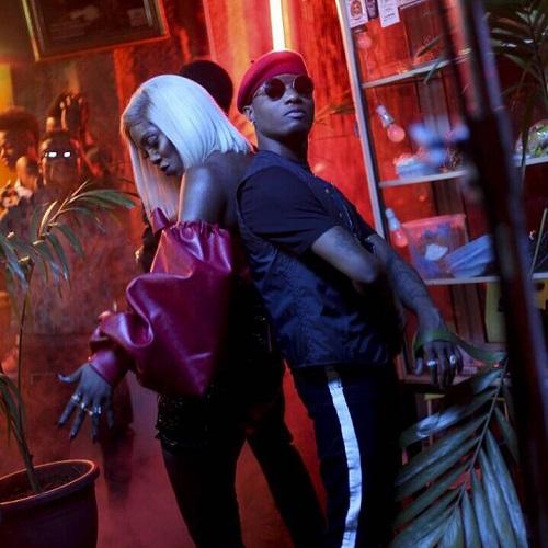 Singer, Kimora, Claims that Tiwa Savage is forcing herself on Wizkid