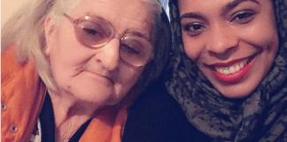 Ex-BBNaija Housemate, Tboss, Celebrates Her Romanian Grandmother's Birthday