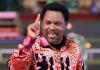 Prophet TB Joshua Releases Statement on COVID-19 Vaccine