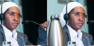 Meet ZAINAB AHMED, Nigeria's New Acting Finance Minister