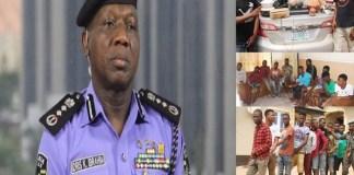 Police IG, Ibrahim Idris Warns SARS to Stop Going After 'Yahoo Boys'