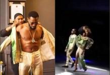 More Photos of D'banj As He Walks the Runway At African Fashion International Johannesburg