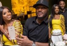 2Baba and Annie Idibia Celebrates Their 8th Wedding Anniversary