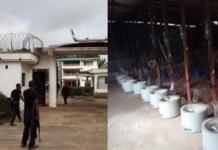 NDLEA Bursts Illegal Methamphetamine Laboratory in Imo State [Photos]