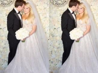 Meghan Trainor marries Daryl Sabara on her 25th Birthday
