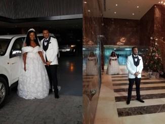 More Photos From Actor Michael Okon's Church Wedding