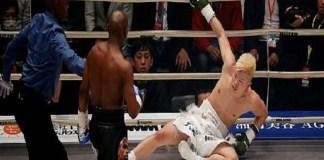 In Just 139 Seconds, Mayweather Makes $9M for Beating Tenshin Nasukawa
