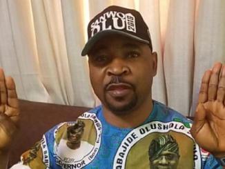 Nigerians Trolls MC Oluomo After He Called NURTW Members Professionals
