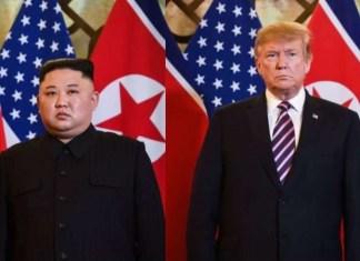 Trump-Kim Summit Hits the Rock