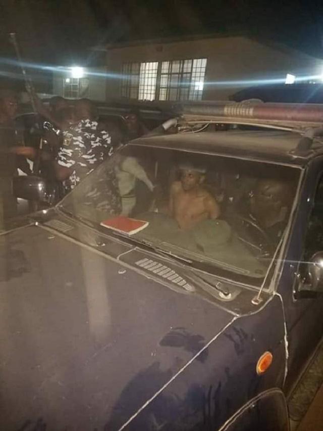 BREAKING: Serious TENSION in Kano, Gov. Ganduje on the Run, As Police Arrests Deputy Gov., Others, Blocks Heavy Rigging