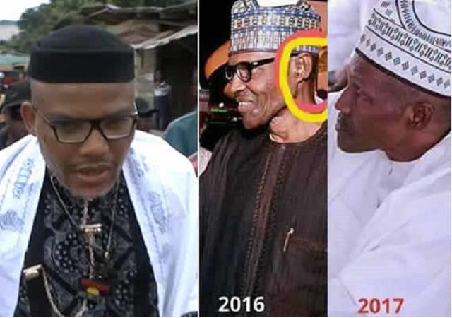 'Dead Man Can't Be President, Buhari Died In 2017' - Nnamdi Kanu