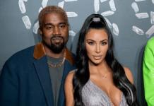 Reality Star Kim Kardashian reportedly cuts off by Kanye West.