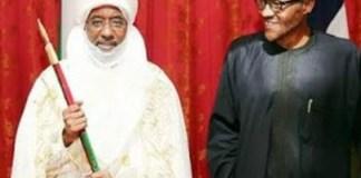 Fearless Emir Sanusi Blasts Buhari, Blames Him for His Bad Economic Policies