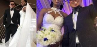 Obumneme Ali AKA Smash of Bracket Marries His Ivorian Fiancée in Lagos [Photos]