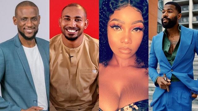 #BBNaija 2019: How Nigerians Voted For Tacha, Mike, Omashola, Jeff