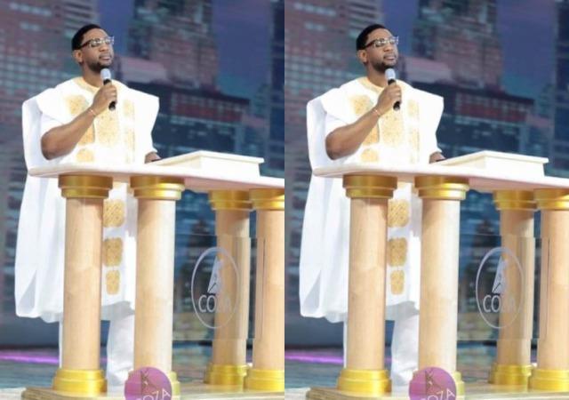 Endless Celebration in COZA as Pastor Biodun Fatoyinbo Returns to Pulpit