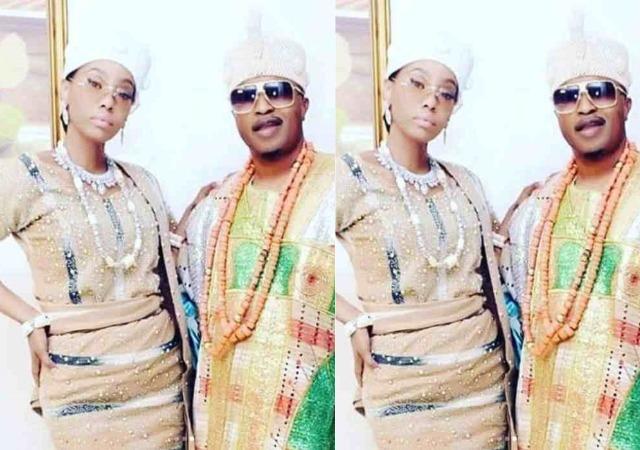 Oluwo of Iwoland Marriage to Chanel Chin Crashed
