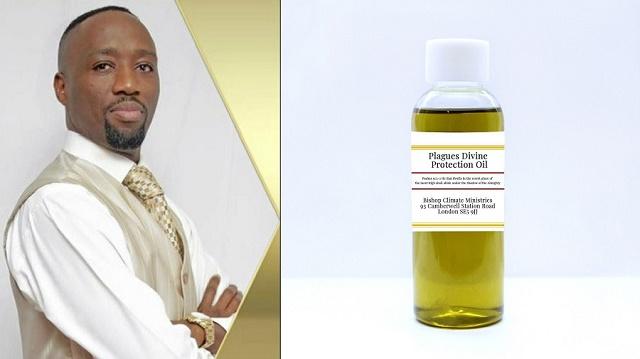 Kenyan Pastor Lands in Trouble for Selling 'Anti-Coronavirus Oil' For N40, 950