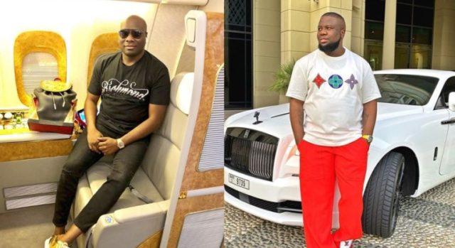 Nigerian Rich Boy Mompha Reacts To Hushpuppi's Arrest