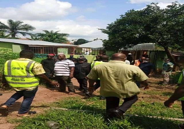Youth Destroys Church Of Satan & Arrest Founder
