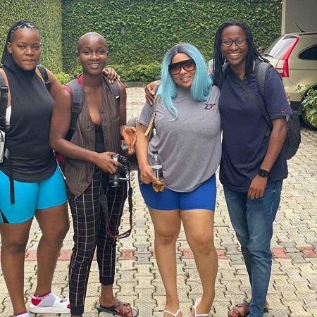 """My People Will Burn Down Nigeria""– Nigerian Lesbian Fires Back Over Recent Threat"