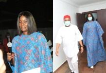 More Photos from the Birthday Party of Senator Orji Uzor Kalu's Wife