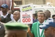 Pastor Adeboye Add His Voice #EndSARS Protests