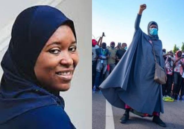 Aisha Yesufu Condemns Nnamdi Kanu's ESN