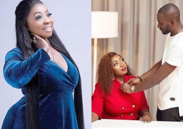 Nollywood Actress, Anita Joseph Showers Encomium on Her Husband, MC Fish