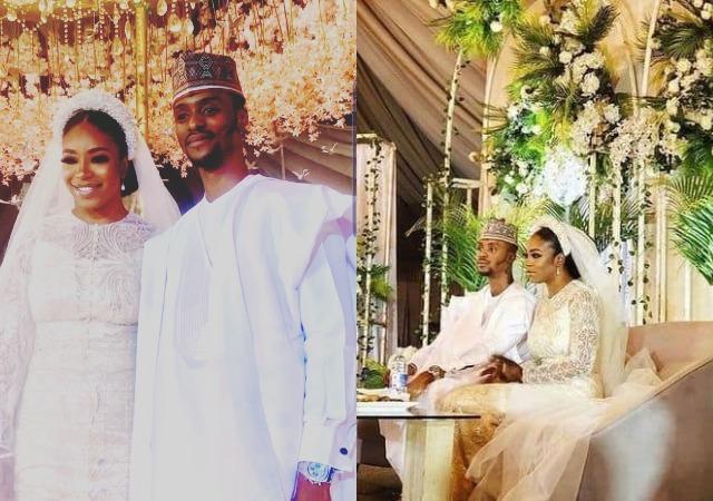 More Photos from the Wedding Fatiha of Bashir El-Rufai, Son of Kaduna State Governor