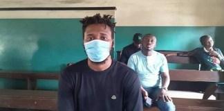#EndSARS: Court Grants N1m Bail to Eromosele Adene (Photos/Video)