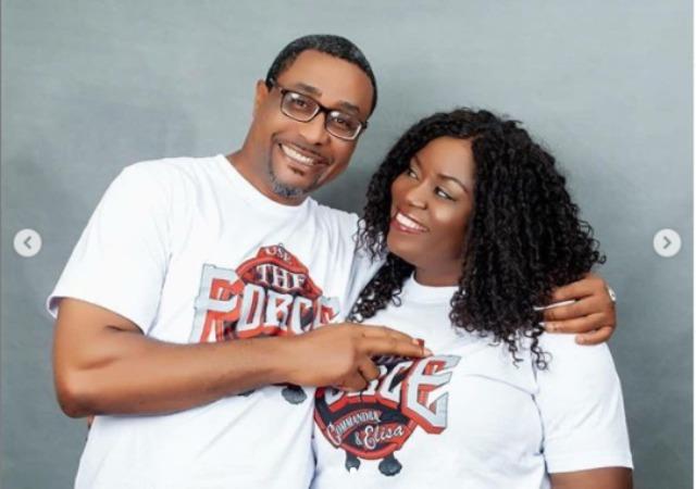 Veteran Actor, Tony Umez Celebrates 21st Wedding Anniversary with Wife, Patsy (Photos)