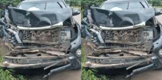 Former Cameroon Football Samuel Eto'o Involved In Car Crash