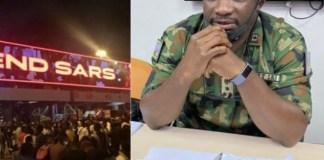 Lekki Shooting: Army Promotes Officer Representing It at Lagos Judicial Panel